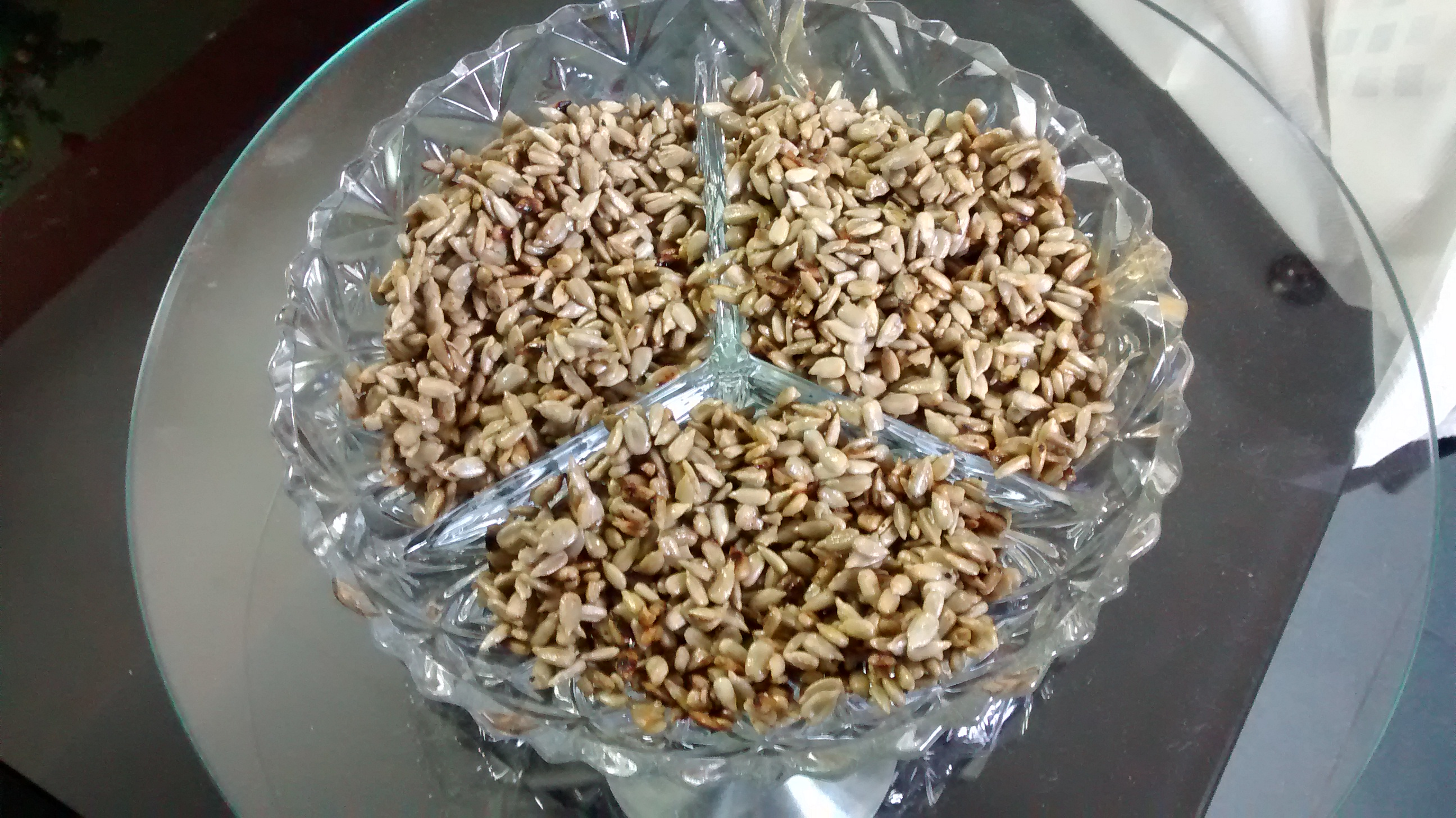 La importacia de incorporar semillas a nuestra alimentación