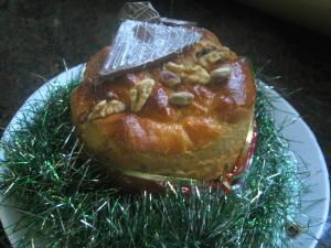 Pan dulce licuado