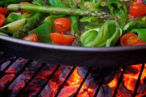 Como se prepara una parrillada vegetariana y las ventajas