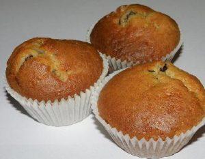 Muffins de ricota
