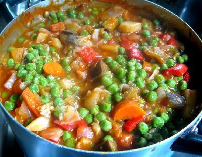 Delicioso guiso vegetariano recetas saludables for Cocinar zanahorias