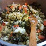 mira esta cazuela de brócoli ideal para días fríos