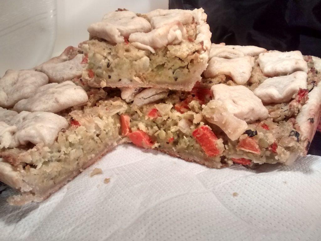 tarta de arvejas una tarta rendidora