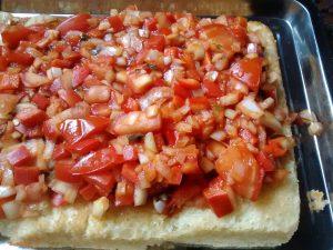 mira como se prepara esta pizza para celíaco y disfrútala