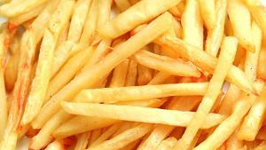 Papas fritas sin aceite