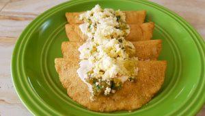 Empanadas de queso sin horno, muy deliciosas!