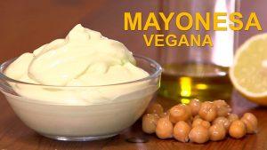 Mayonesa vegana casera